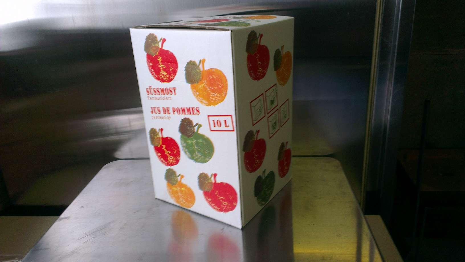 Süssmost 10 Liter Box