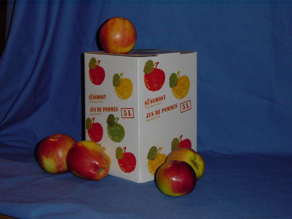 Süssmost 5 Liter Box