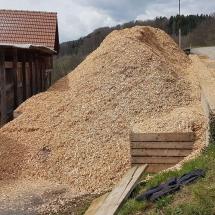 Energie aus Holz